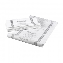 Cromptons SU Disposable Poly-Glide Tubes (Pack of 10)