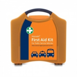 Motokit Public Service Vehicle First Aid Kit