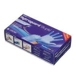 Readigloves Nytraguard Bluple Nitrile Gloves