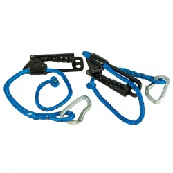 Rope with Ascender for Tumble Forms 2 Deluxe Vestibulator II System