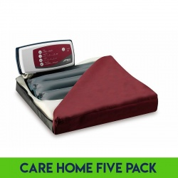 Apex Sedens 500 Portable Pressure Relief Wheelchair Cushion (Care Home Pack of 5)