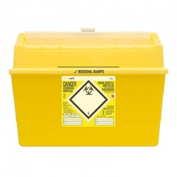 Sharpsafe 24 Litre Sharps Container Unit (Pack of 15)