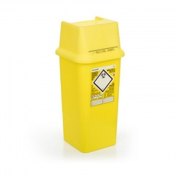 Sharpsafe 7 Litre Sharps Container (Pack of 50)