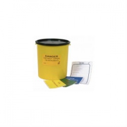 Sharpsguard 22L TSE Container for Contaminated Instruments (Case of 10)
