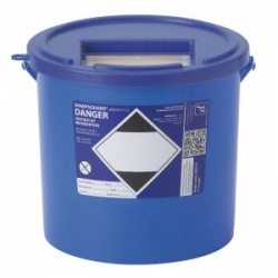 Sharpsguard Pharmi 11.5L Medicinal Waste Container (Case of 20)