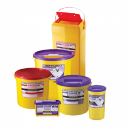 Sharpsguard 135L Theatre Sharps Bin for Scotland (Case of 4)