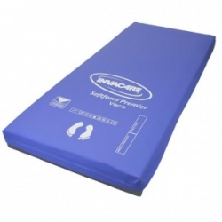 Invacare Softform Premier Visco Pressure Relief Mattress