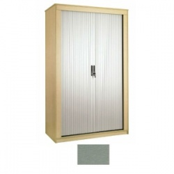 Sunflower Medical Silver 120cm Tall Tambour Unit