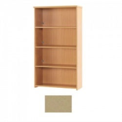 Sunflower Medical Maple 180cm High Bookcase