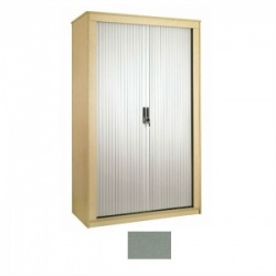 Sunflower Medical Silver 180cm Tall Tambour Unit