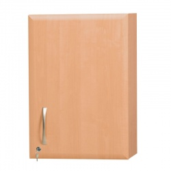 Sunflower Medical 50cm Wall Cabinet in Beech