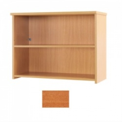 Sunflower Medical Cherry 74cm High Bookcase