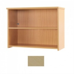 Sunflower Medical Maple 74cm High Bookcase
