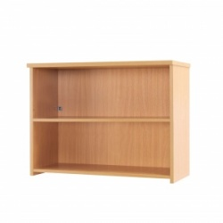 Sunflower Medical Japanese Ash 74cm High Bookcase
