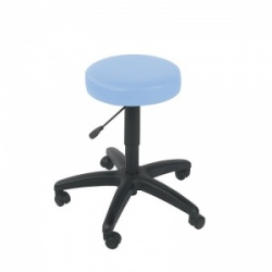 Sunflower Medical Cool Blue Gas-Lift Stool