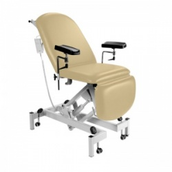 Sunflower Medical Beige Fusion Electric Height Phlebotomy Chair