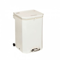 Sunflower Medical 50 Litre Clinical Hospital Waste Bin for Amalgam Waste