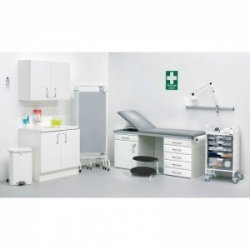 Sunflower Medical First Aid Room Furniture Package 4