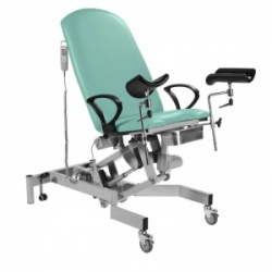 Sunflower Medical Fusion Gynae3 Mint Lithotomy Electric Couch