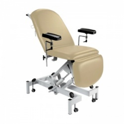 Sunflower Medical Beige Fusion Hydraulic Height Phlebotomy Chair