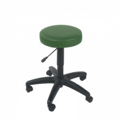 Sunflower Medical Green Gas-Lift Stool