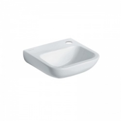 Sunflower Medical Small HTM64-Compliant Washbasin with Bottle Trap, Panel Mounting Kit, Waste Kit, and Outlet Adaptor
