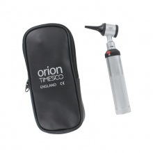 Orion Xenon Otoscope with Soft Pouch (Bayonet Fitting)