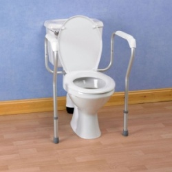 Homecraft Toilet Safety Frame