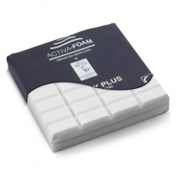 Trinity Plus Visco Elastic Pressure Relief Cushion