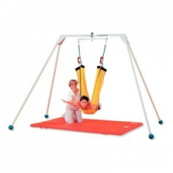 Tumble Forms 2 Vestibulator Frame with Rope Ascenders