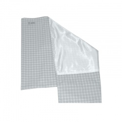WendyLett 4Way Checked 140cm x 260cm Extra Wide Draw Sheet ROMP1652