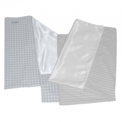 WendyLett Fitted Base Sheet and 4Way Draw Sheet Combination Pack ROMP1645