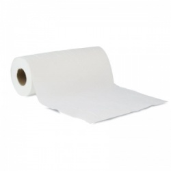 White Hygiene Couch Roll