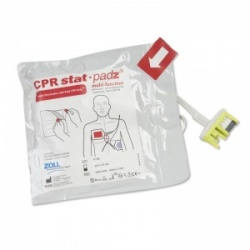 Zoll CPR Stat-Padz Electrode for AED Plus and Pro Defibrillators