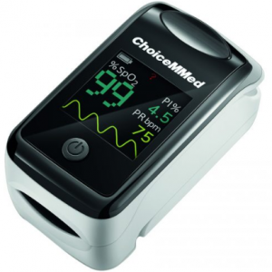 Timesco CI218 Waterproof Fingertip Pulse Oximeter