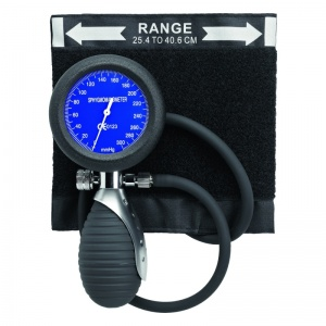 Timesco Coral Shock-Proof Aneroid Sphygmomanometer