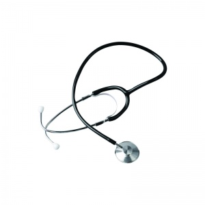Timesco Ruby Single-Head Stethoscope