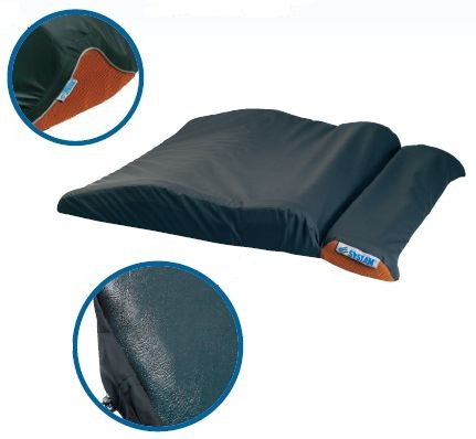 systam pressure relief heel pad with cover